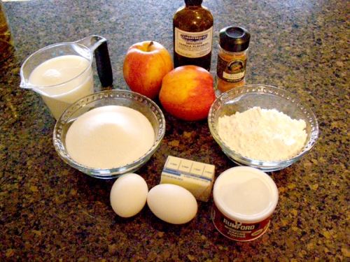 applecake_ingredients