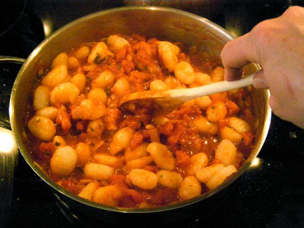 Gnocchi With Tomato Sauce Recipes — Dishmaps